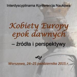 Konferencja Kobiety