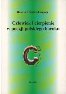 Człowiek i cierpienie w poezji polskiego baroku